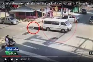 パタヤで浮気がバレた男性が妻から男性器を切断された事件の報道映像