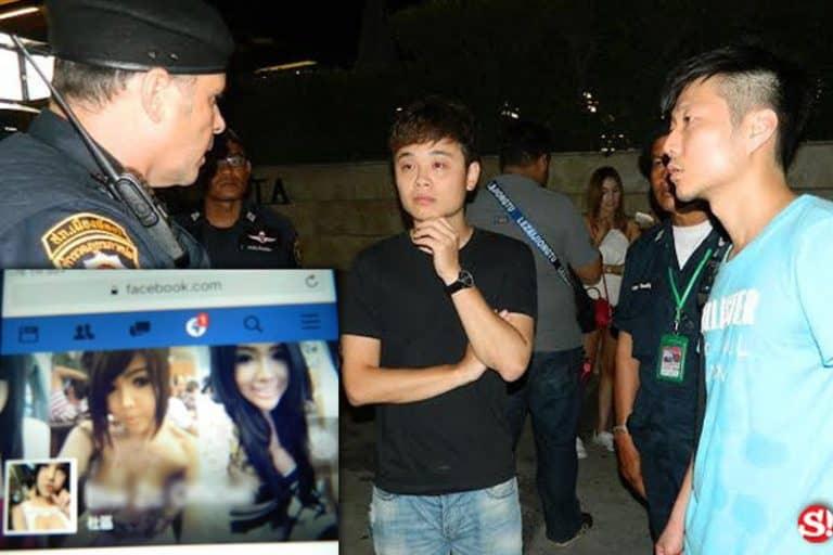 中国人男性がパタヤでFBフレンドの可愛いタイガールと会った結果