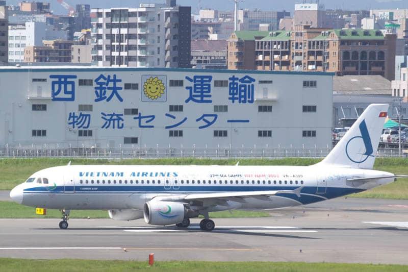 ベトナム航空が福岡便毎日運航!ジェットスター撤退後の代替になるか