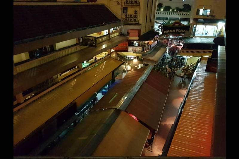 10月13日(木)、バンコクのナイトシーンは自粛ムード