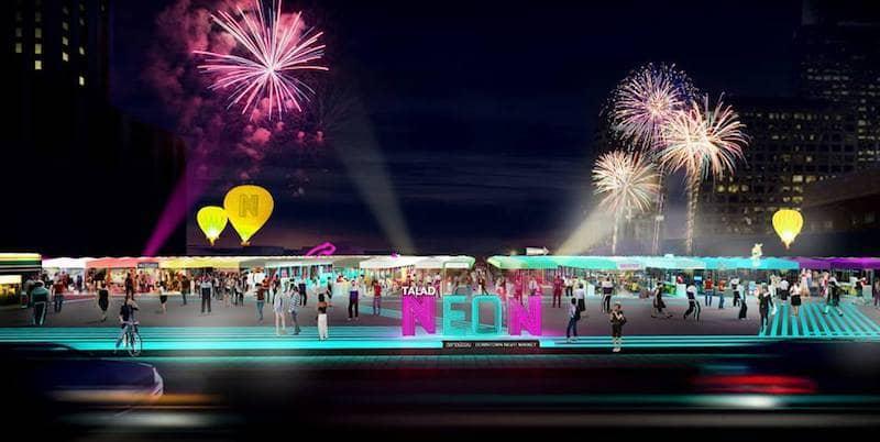 Talad-Neon-night-market-2