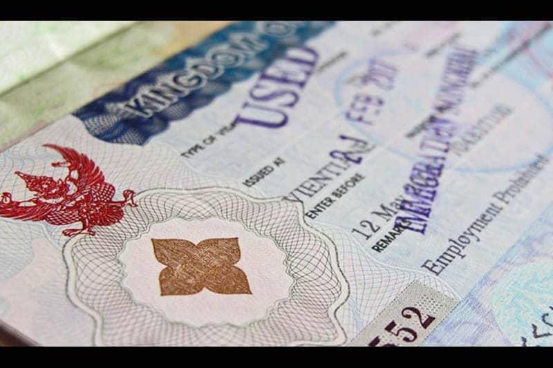2017年2月末迄、多くのタイ大使館で観光シングルビザ申請料が無料に