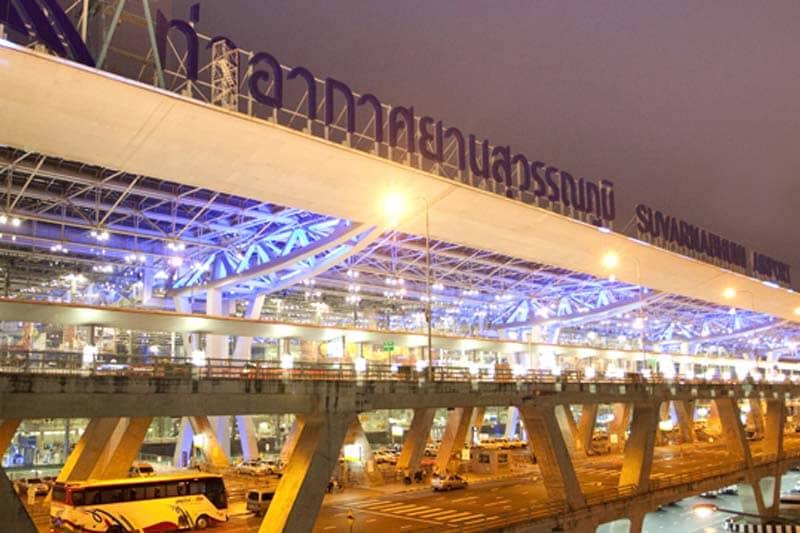 スワンナプーム空港のリエントリー窓口、移転後は終日対応で値上げ?