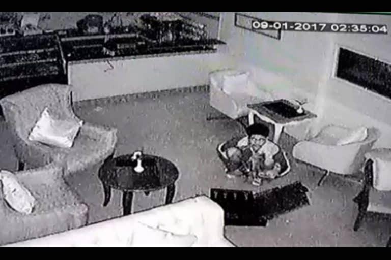 パタヤのレストランで10万バーツ超盗んだ泥棒、現場でウ●コして逃走