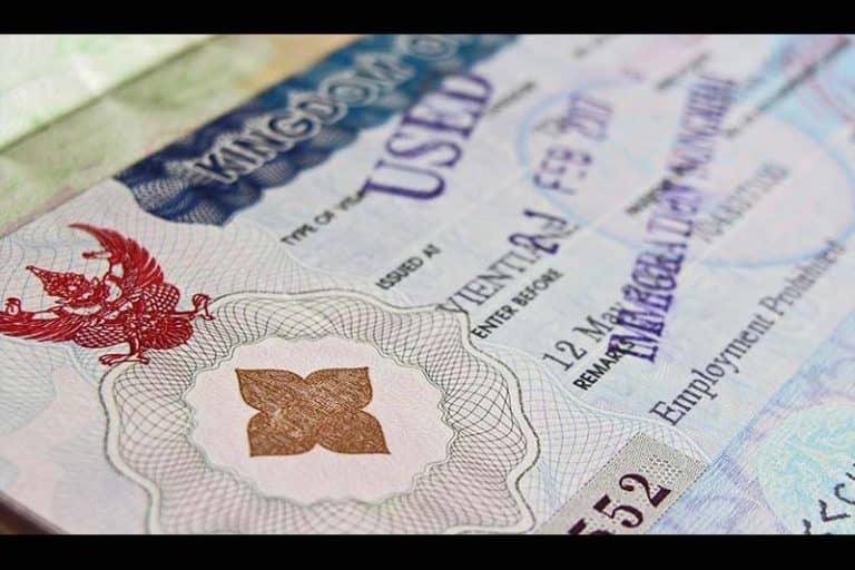 タイ観光ビザ申請料の無料期間、2017年8月末までと6カ月間延長に