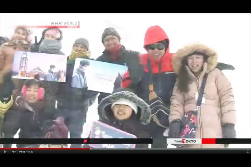 タイ映画『フェーンデイ』のロケ地・北海道、タイ人の聖地巡礼ブームで人気