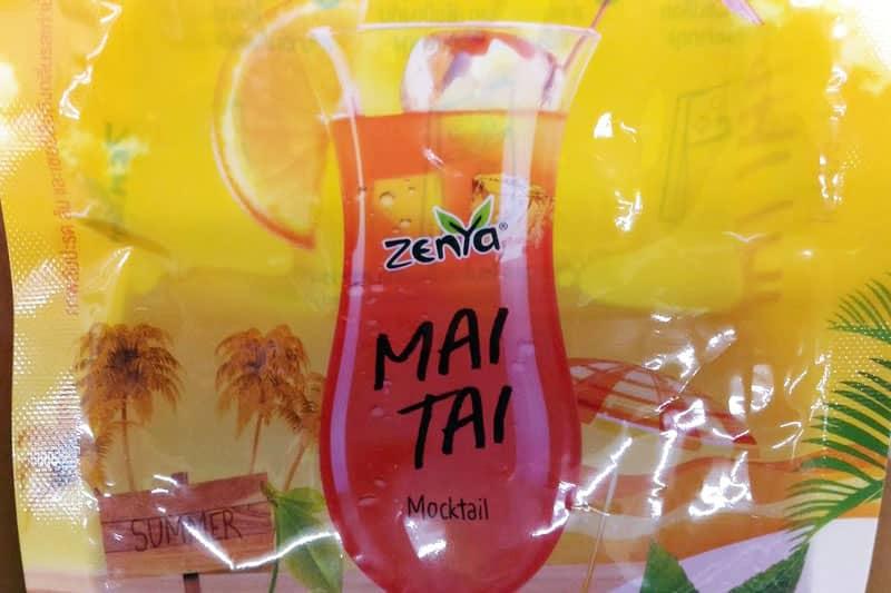 タイのセブンイレブン新製品のノンアルコールカクテルが衝撃的