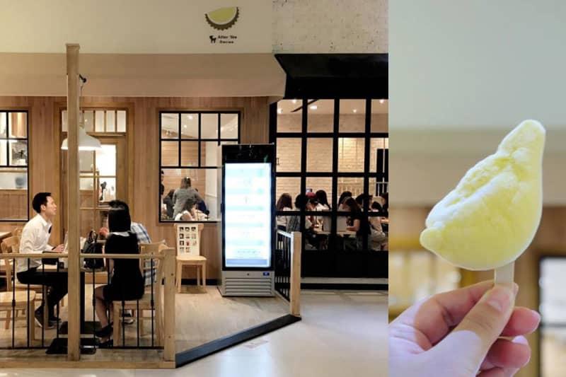 「アフター・ユー」がドリアン・スイーツ専門店をサイアムにオープン