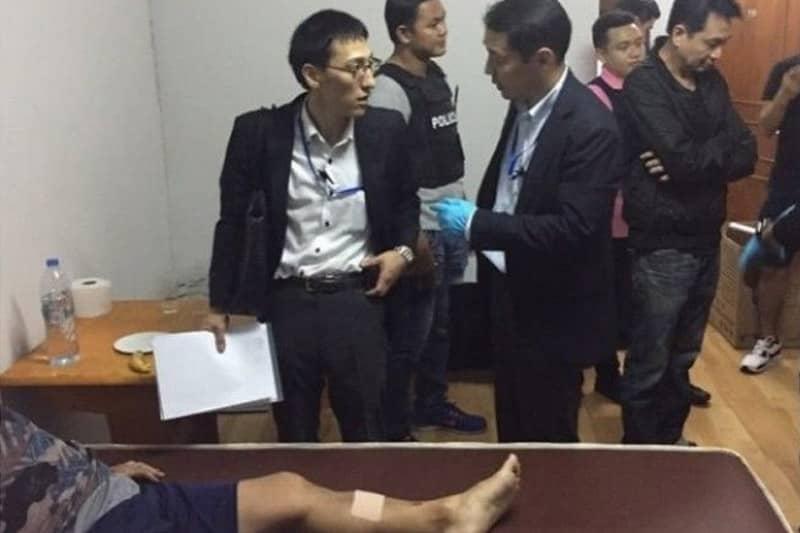 【更新】バンコクで日本人に誘拐され拷問中の日本人男性、無事救出される