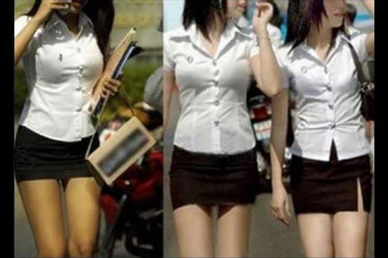 タイで「Facebook ライブ」を使ったHなバイトをする10代女子学生が増加中