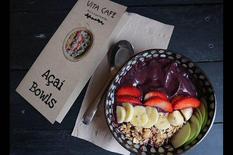 アソークのアサイーボウル&スムージー専門店『VITA CAFE』