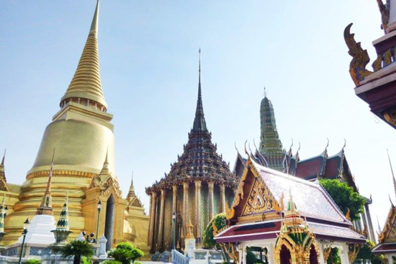 雑誌の読者投票で、バンコクが最高の旅行先1位に選ばれる