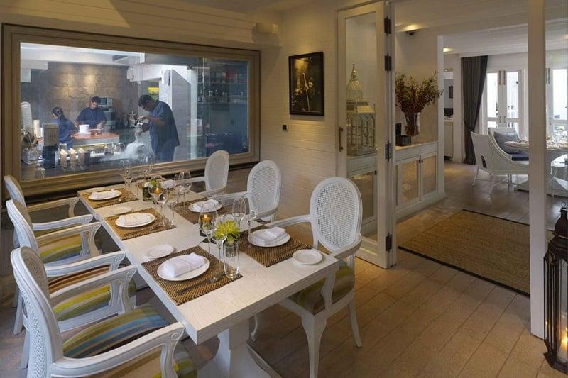 バンコクで、ミシュラン星獲得レストランを楽しむ!
