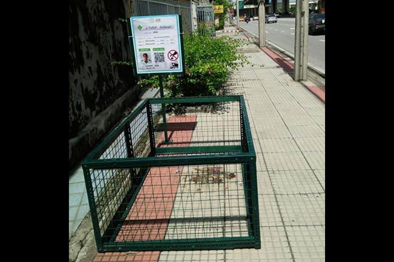 バンコク都庁の新しいゴミ収集システム、人々の批判を受ける