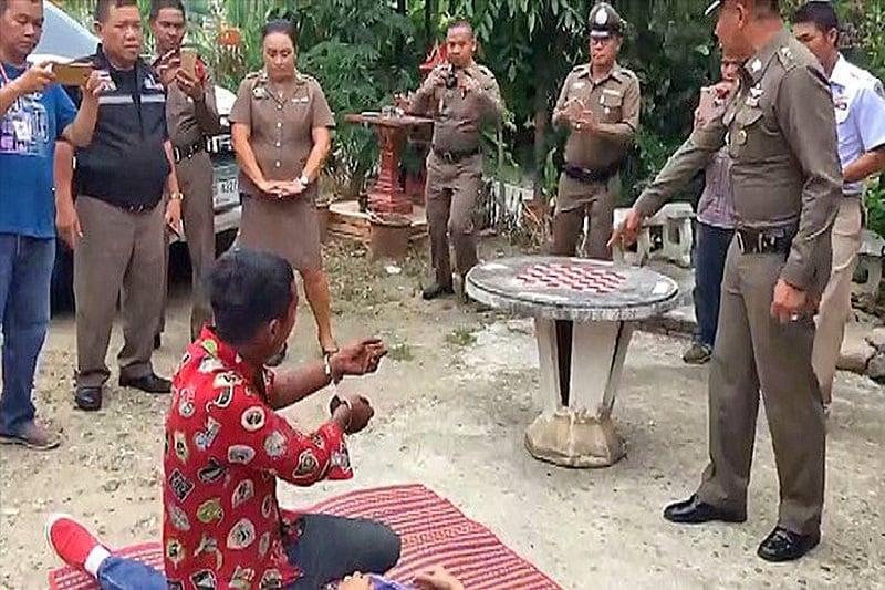 74歳の婦人をレイプした上に殺害した男、村人たちにリンチされそうになる!