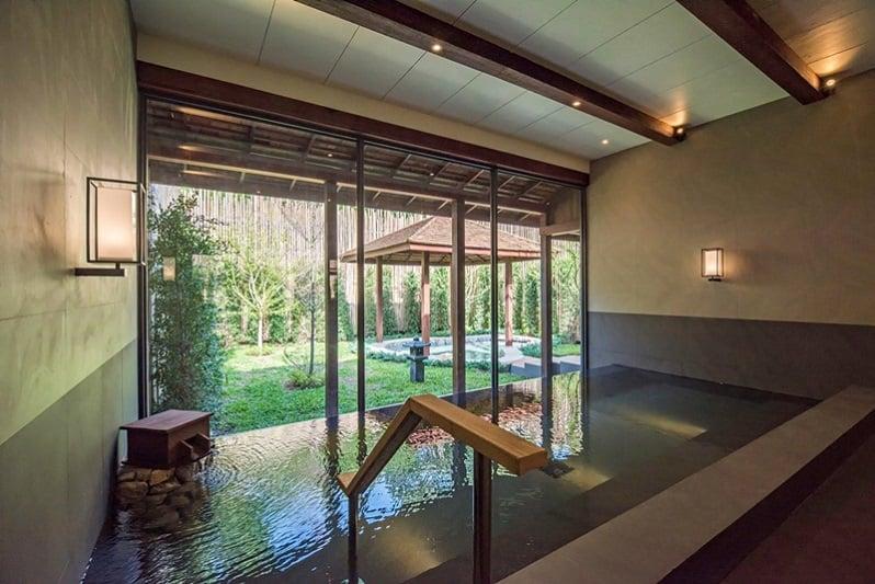 タイ北部チェンマイ県に純日本式の温泉宿が誕生!