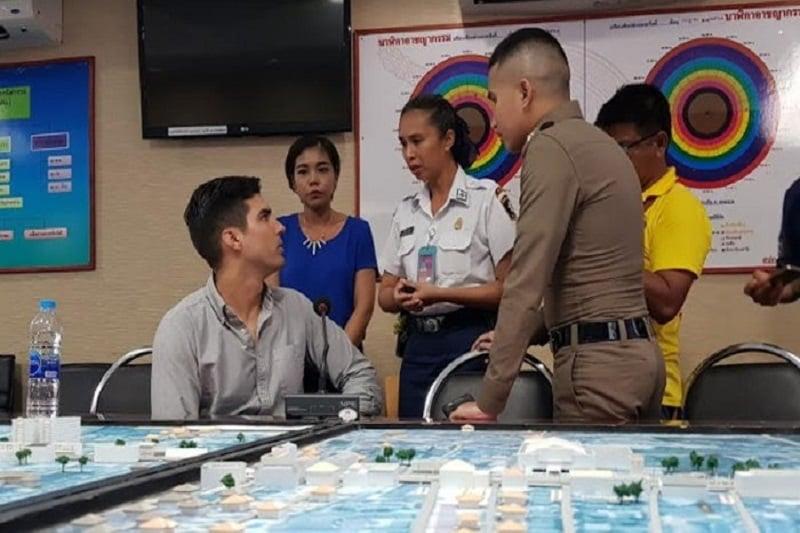 タイの有名ビーチ、パタヤのパーティでH動画撮影!?主催者が尋問を受ける