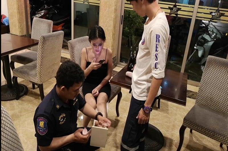 韓国人男性2人が拾った女がオカマと分かって激怒、乱闘に!(タイ・パタヤ発)