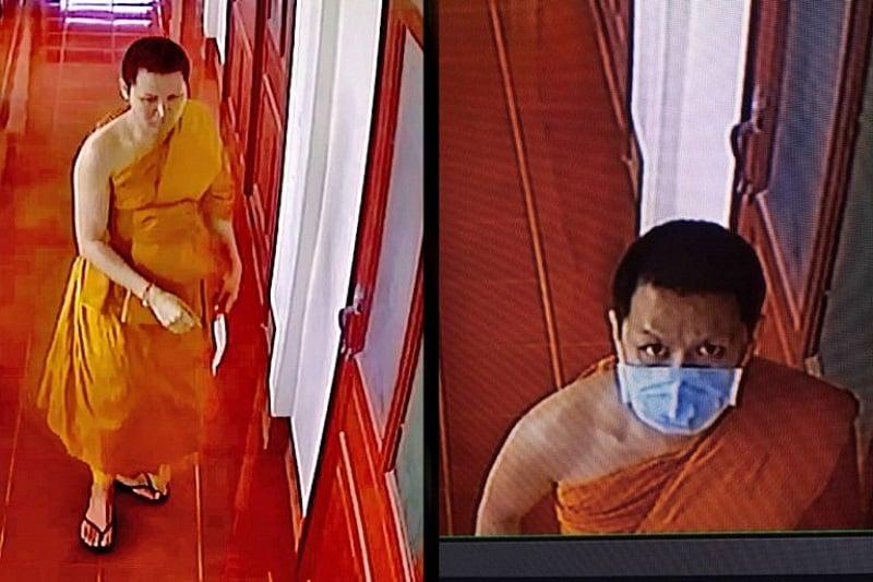 盗っ人僧侶にタイ全土から怒りが集中(タイ・チェンマイ発)