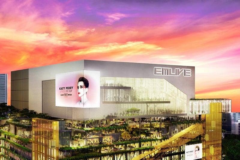 バンコクに2つの大型エンターテインメント劇場がオープン予定!