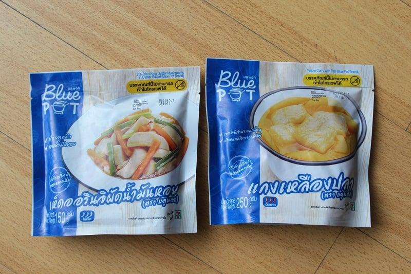 タイの「7-11」の新製品、惣菜シリーズを実食!
