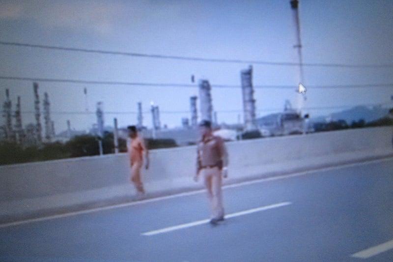 全裸のタイ版ターザン、チョンブリー県に出現!→即、逮捕
