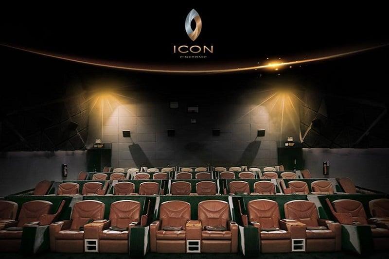バンコクで話題のアイコン・サイアム内の豪華映画館はデートに最適!