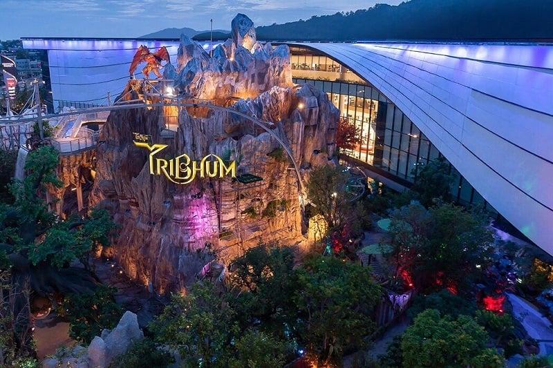 プーケット島に新しい3Dアドベンチャー・テーマパーク「トリビューム~3つの魔法の世界」がオープン!