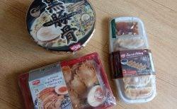 和食レストランが閉鎖でも大丈夫、タイのコンビニには日本食が一杯