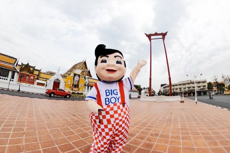 アメリカの老舗ハンバーガー・チェーン、「ビッグボーイ」がタイに進出