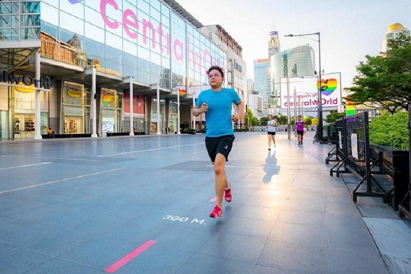 バンコク役立ち最新ニュース!セントラルワールドにジョギング・スペース他