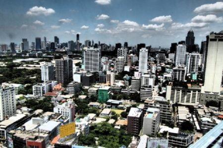 バンコクの土地価格ランキングトップ10を財務省が発表