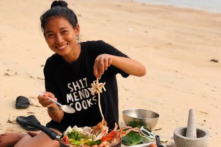 タイ料理の世界で奮闘する女性2人!
