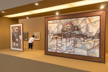 バンコクのサイアム・スクエアがアートの町として注目を浴びる